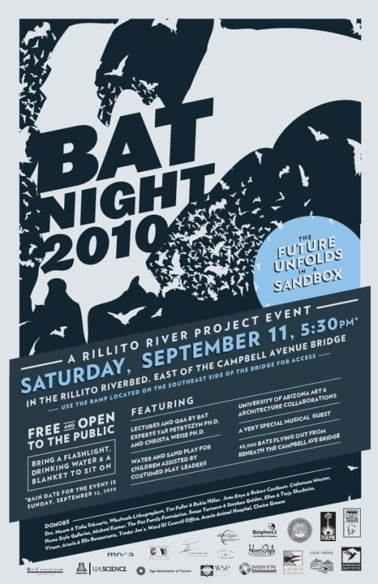 bat night in Tucson